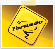 Red Label Vancouver Marketing Graphic Design - Tornado