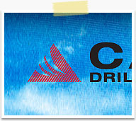 Red Label Vancouver Print Annual Report Graphic Design - Cabo-Drilling